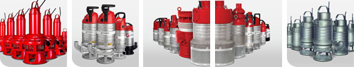 Grindex electrical submersible pump technology Australia