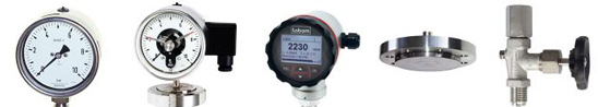 Labom industrial pressure and temperature measurement technology