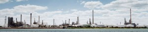 oil and gas refinery products