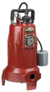 Liberty Pump's Omnivore grinder pump