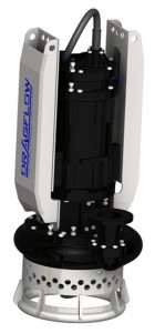 Dragflow electric high head pump