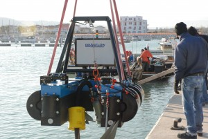 Dragflow DRP Remote Control Dredge Australia