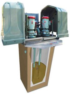Australia Smith & Loveless Pump Station