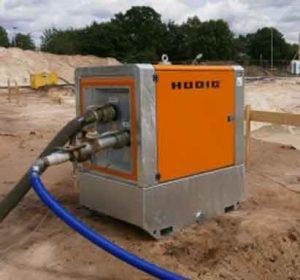 Australian Supplier of Hudig Diesel Vacuum Pump HC522