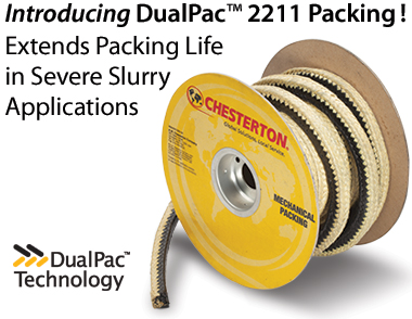 Chesterton Dual Pac 2211 Gland Packing Australia