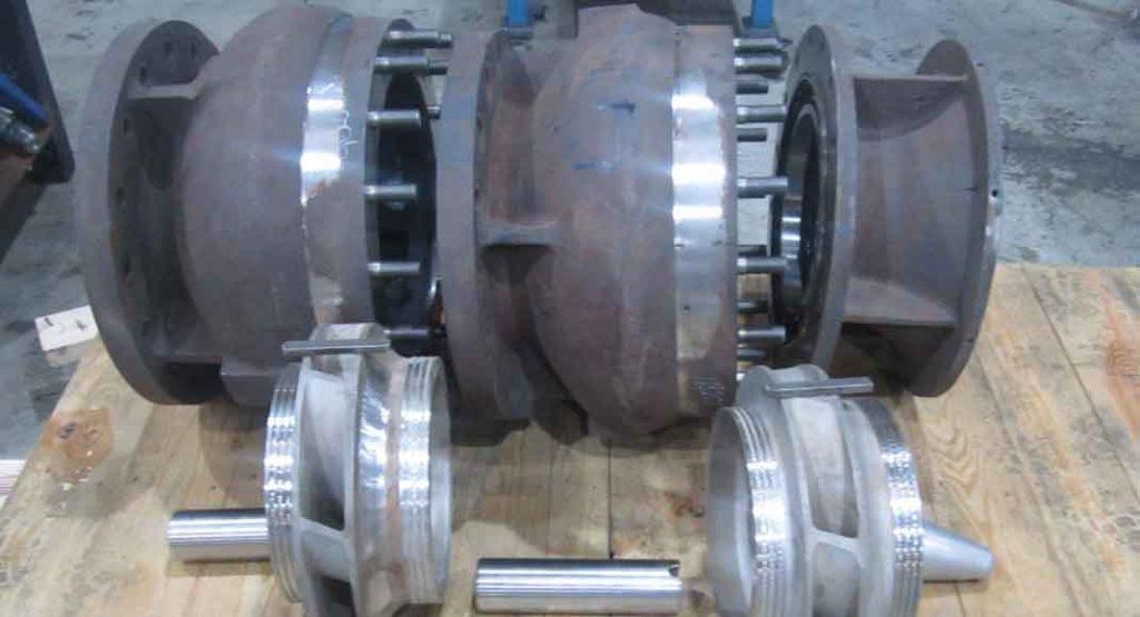 Multi Stage Turbine Pump Repairs Australia