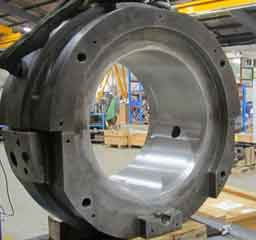 Turbine Train Bearing Repairs Australia