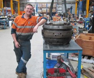 White Metal and Turbine Repairs Australia