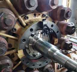Australia Power Station Boiler Feed Pump Seal