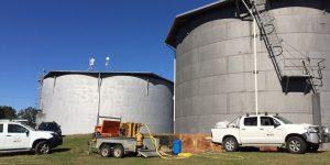 Australian Reservoir Tank Relining