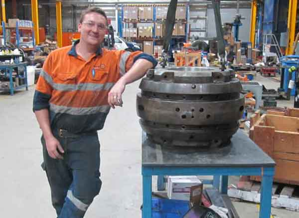 Pump and Turbine Servicing Australia
