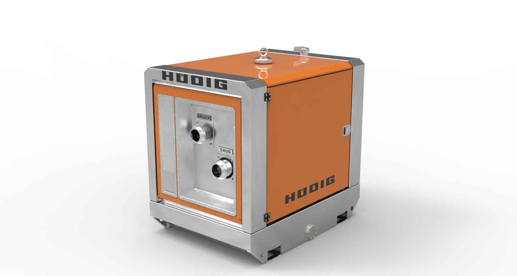 Australia HÜDIG HC522 Diesel Vacuum Pump