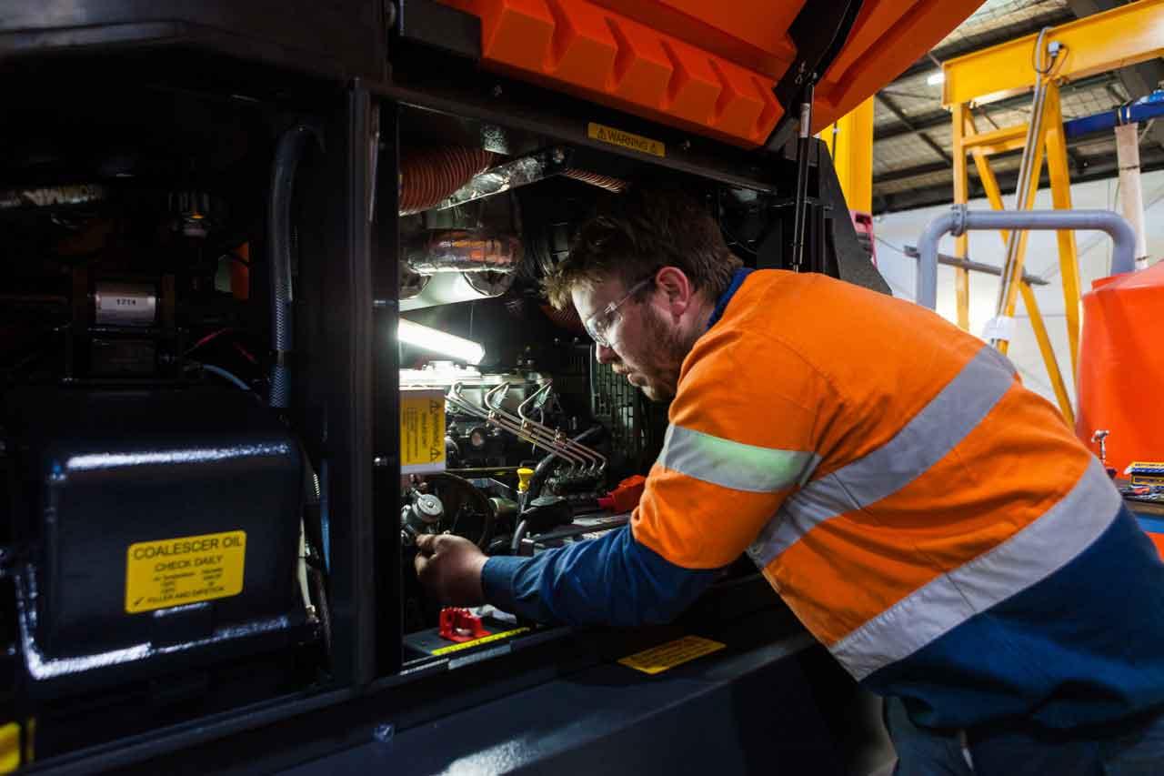 Rotating Equipment Repairs Australia