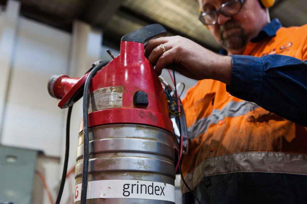Grindex Pumps Australia