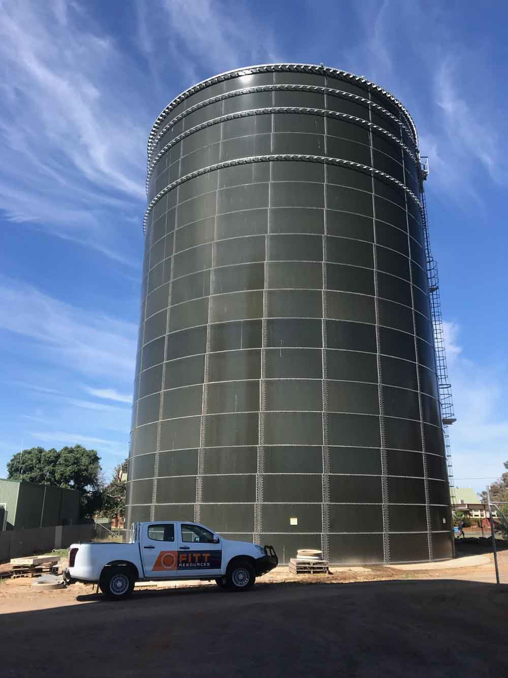 Australian Water Tank Sealing and Coating