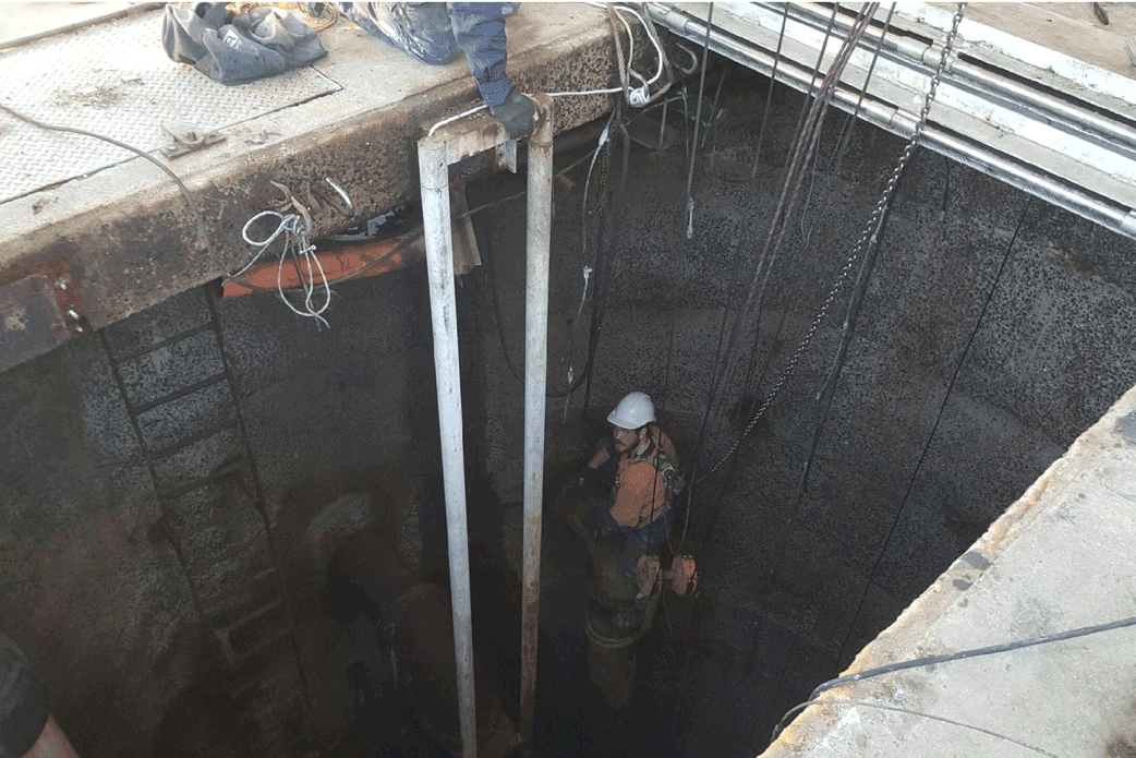 Manhole Repairs and Replacement Services