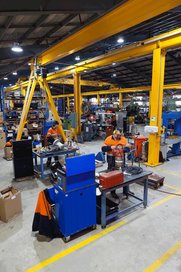 Mechanical Seal Repairs Australia