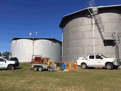 Water Tank Repairs Australia