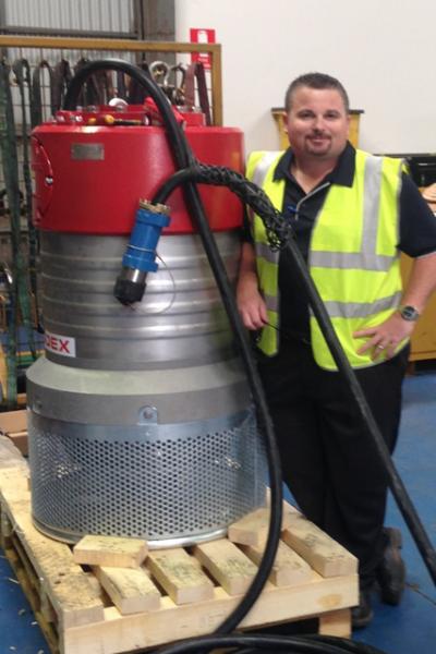 Australian Grindex Pumps