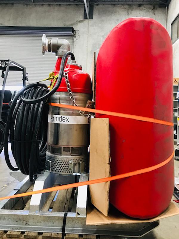 Australia Grindex Pumps Servicing