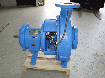 Australia Summit Pumps Positive Displacement Pump