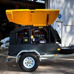 Australian SPP Dewatering Pumps