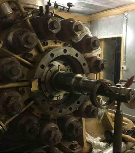 Australia Barrel Type Turbine Pumps