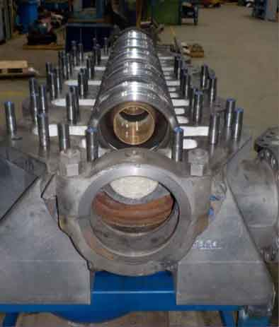Australia Horizontal Split Type Pump Repairs