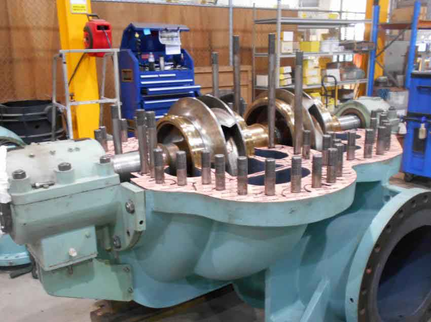 Australia Horizontal Split Type Pumps