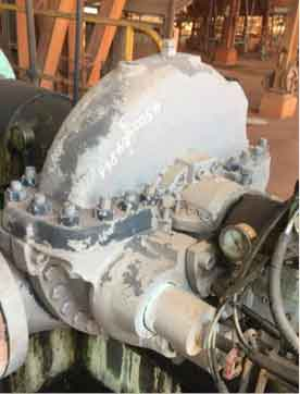 Australia Steam Turbine Maintenance