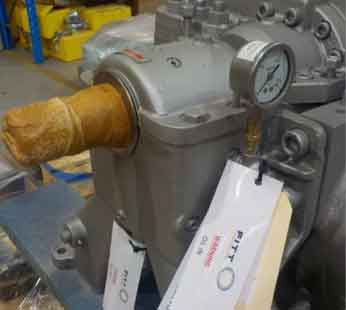 Australia Steam Turbine Servicing