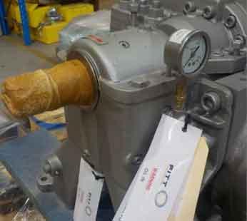 Australia Steam Turbine Servicing