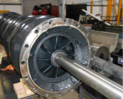 Australia Turbine Pump Servicing