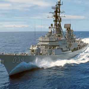 Marine and Defence Industry Servicing Australia