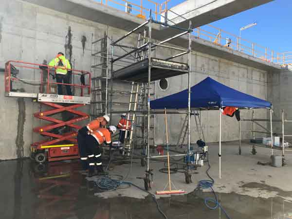 Reservoir Tank Remediation Melbourne