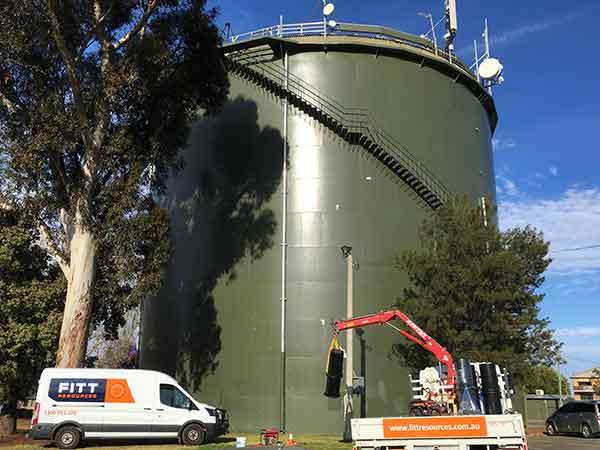 Water Tank Repairs Melbourne