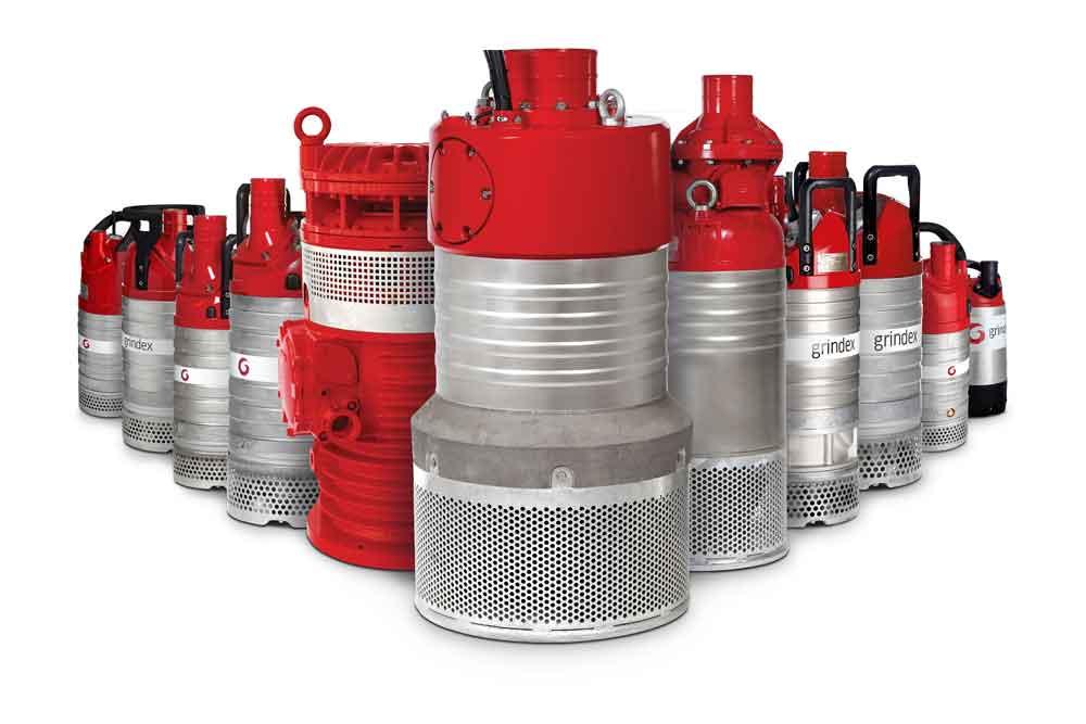 New Zealand Grindex Pumps
