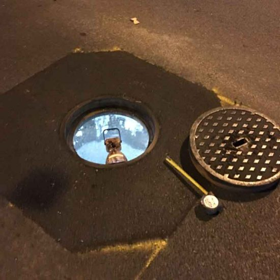 Perth Manhole Replacement
