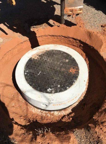 Repairing Manholes in Australia
