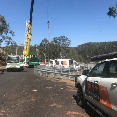 Dam Repair Services NSW