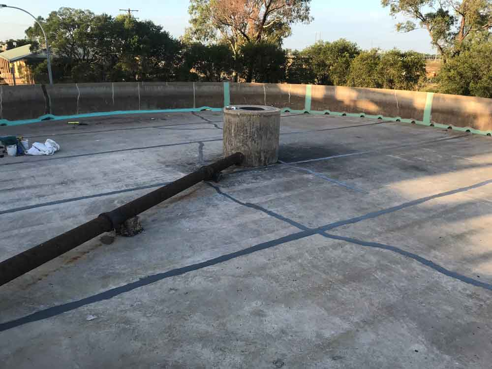NSW Sewage Plant Repairs