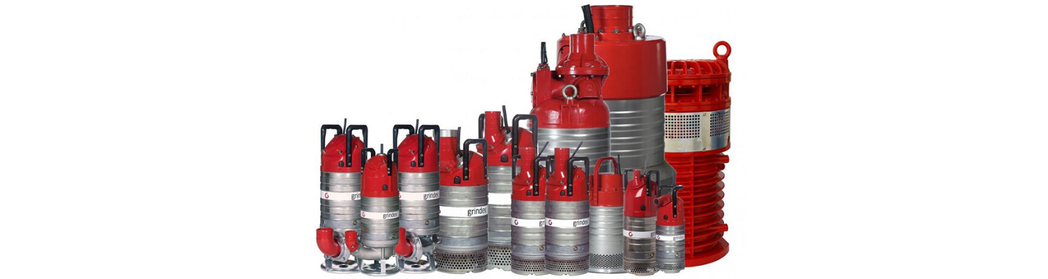 Grindex Australia Submersible Slurry Pumps