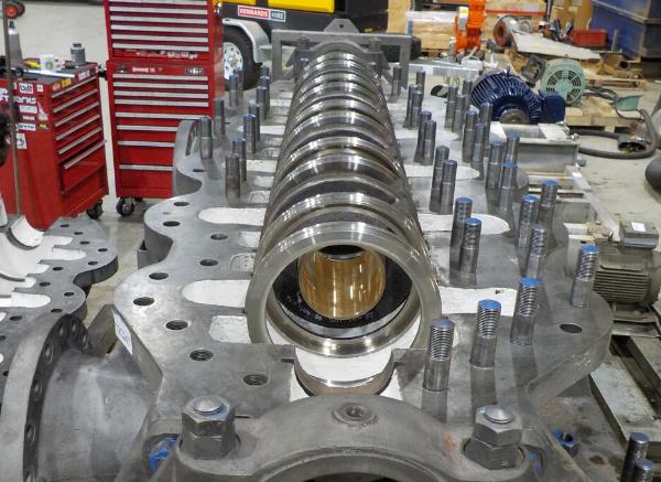 Turbo Machinery Workshop Sydney