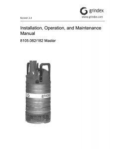 Grindex Australia Master Drainage Pumps