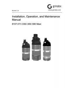 Grindex Australia Maxi Pumps