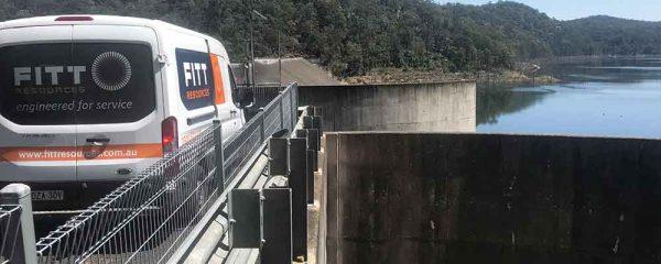 Sydney Reservoir Tank Repairs