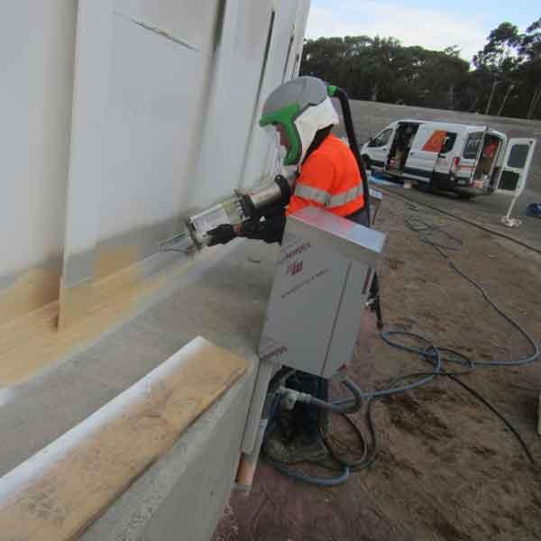 Australia Concrete Crack Injection