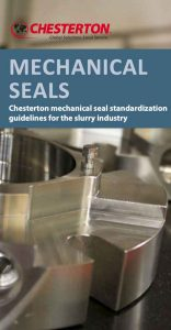 Chesterton Australia Mechanical Seals Guide