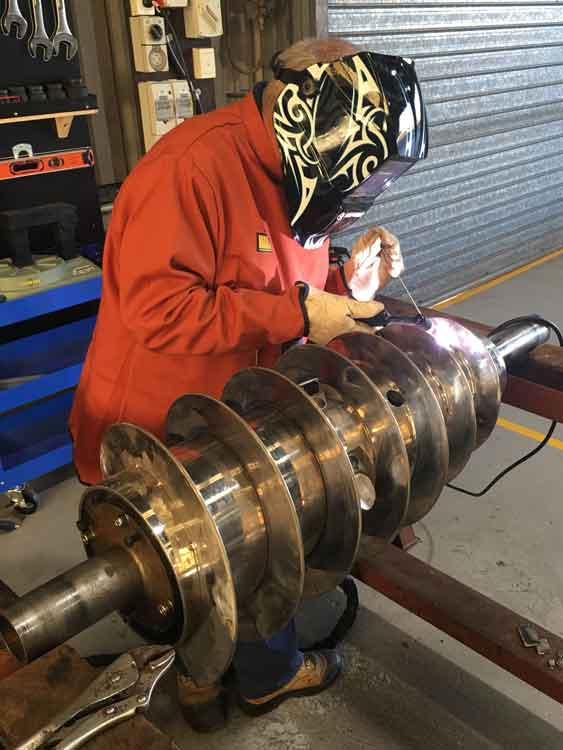 Multi Stage Pump Repair Gladstone