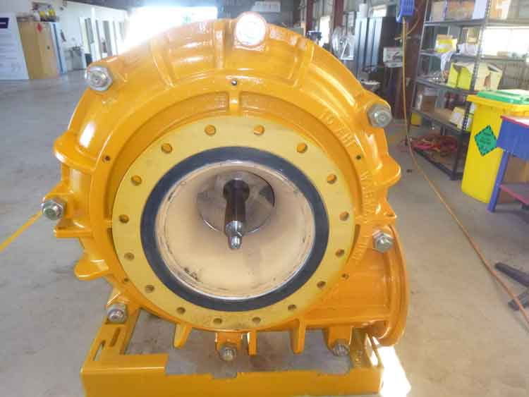 Rotating Equipment Repair Gladstone
